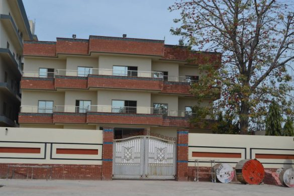 Students Hostel Red Cresent Medical College