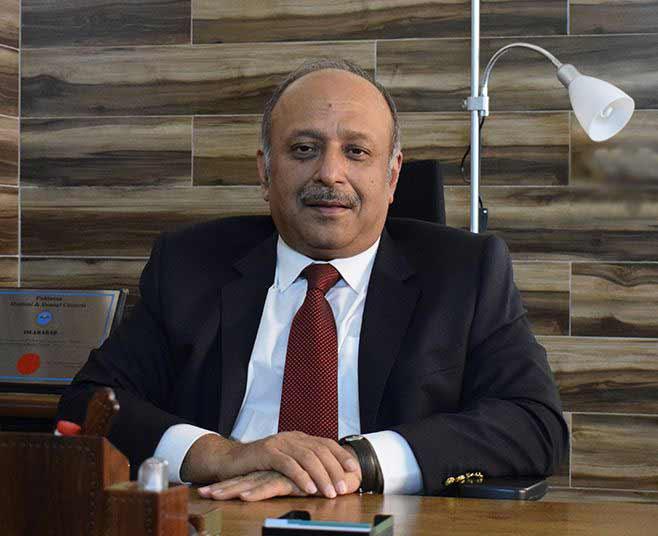 Prof. Waqar S. Farooqi,