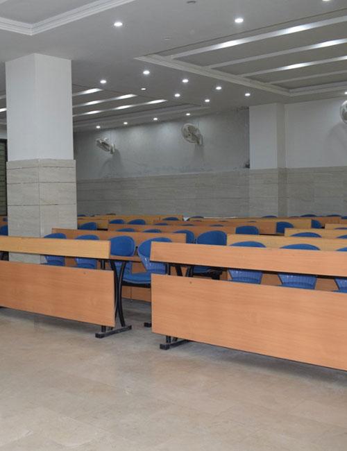 Lecture-Halls at PRCMDC